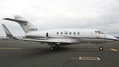 I-KREM - Raytheon Hawker 800XP - Interjet