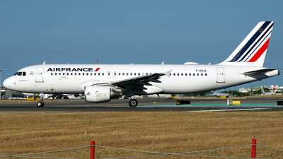 A picture of FGKXL - Airbus A320214 - Air France - © a.m.