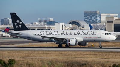 C-FDRK - Airbus A320-211 - Air Canada