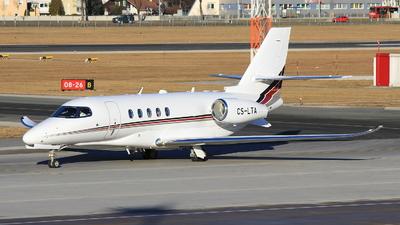 CS-LTA - Cessna Citation Latitude - NetJets Europe