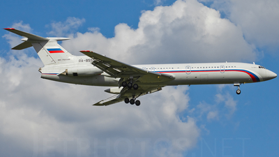 RA-85554 - Tupolev Tu-154B-2 - Russia - 223rd Flight Unit State Airline