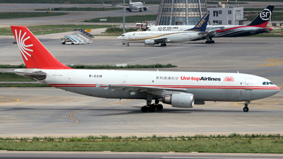 B-2318 - Airbus A300B4-605R(F) - Uni-Top Airlines