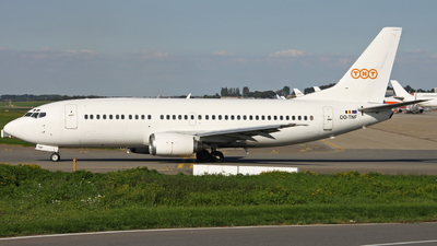 OO-TNF - Boeing 737-3Q8(QC) - TNT Airways