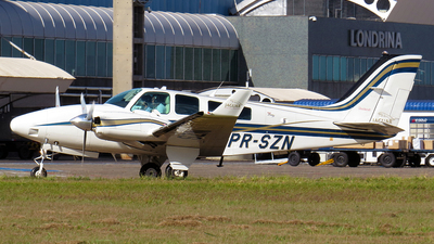 PR-SZN - Beechcraft 58 Baron - Private