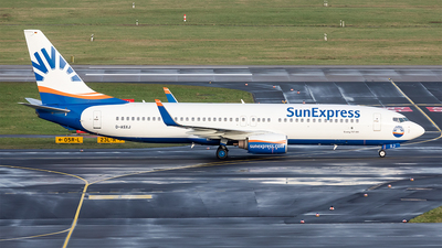 A picture of DASXJ - Boeing 73786N - [30807] - © Paul Buchröder