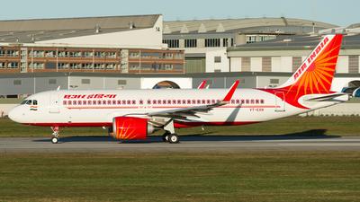 VT-EXN - Airbus A320-251N - Air India