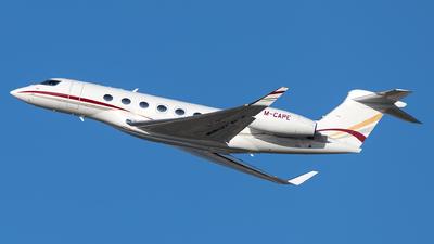 M-CAPE - Gulfstream G600 - Private