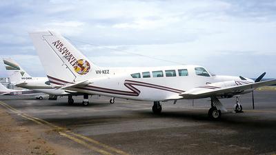 VH-KEZ - Cessna 402C - Air Charter Australia