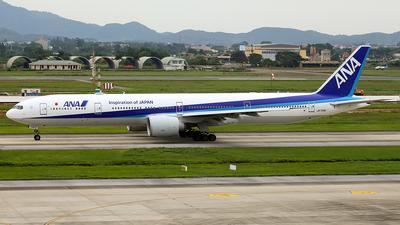 JA733A - Boeing 777-381ER - All Nippon Airways (ANA)