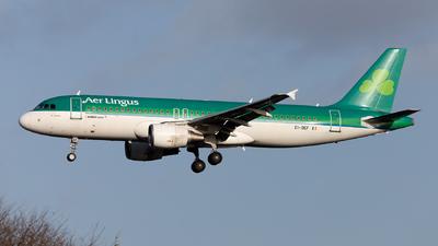 A picture of EIDEF - Airbus A320214 - Aer Lingus - © Mustafa Sandikci