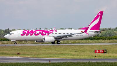 C-GNDG - Boeing 737-8CT - Swoop