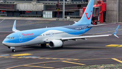 G-FDZF - Boeing 737-8K5 - Thomson Airways