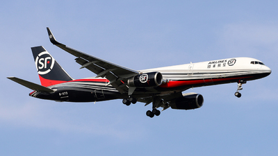 B-1173 - Boeing 757-2B7(PCF) - SF Airlines