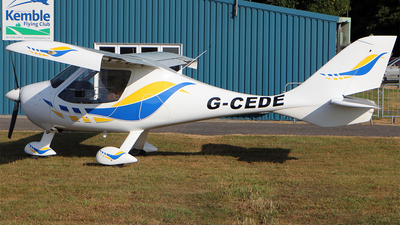 A picture of GCEDE - Flight Design CTSW - [8212] - © Jeroen Stroes
