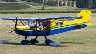 ZK-WMR - Rans S-6ES Coyote II - Private