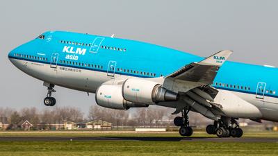 PH-BFP - Boeing 747-406(M) - KLM Asia