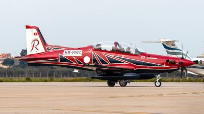 A picture of HBHWC - Pilatus PC21 -  - © Enzo Gattullo - Plane Spotters Bari