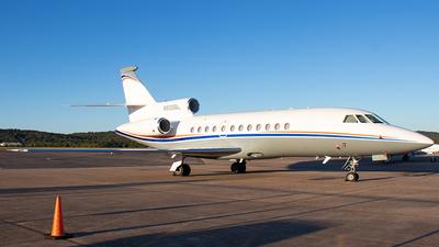 N500BL - Dassault Falcon 900EX - Private