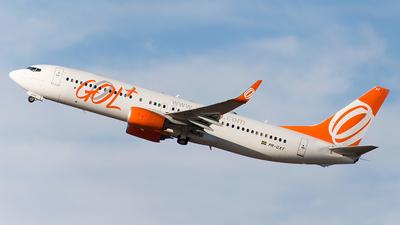 PR-GXT - Boeing 737-8EH - GOL Linhas Aéreas