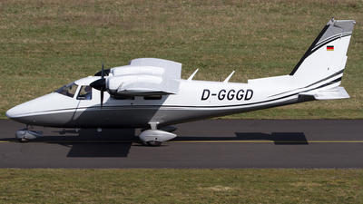 D-GGGD - Partenavia P.68C-TC Victor - Private