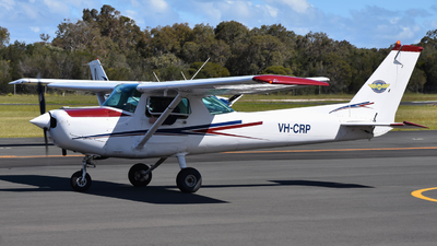 VH-CRP - Cessna 152 II - Southern Aviation Bunbury Flying School