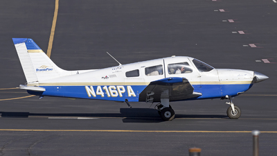A picture of N416PA - Piper PA28181 -  - © xuxinyi1000