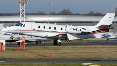 CS-EJA - Cessna 560XL Citation Excel - NetJets Europe