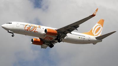 A picture of PRGGP - Boeing 7378EH - GOL Linhas Aereas - © Rafael Ferreira
