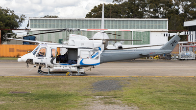 VH-NVS - Bell 412 - Sydney Helicopters
