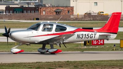 N315GT - Cirrus SR22T-GTS G5 Carbon - Private