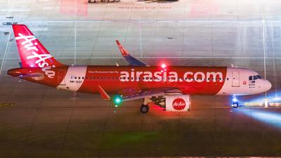 9M-AGF - Airbus A320-251N - AirAsia