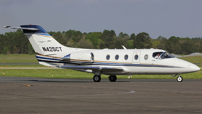 N425CT - Raytheon Hawker 400XP - Private