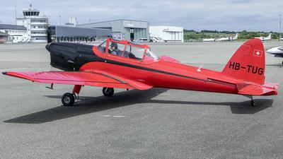 HB-TUG - De Havilland Canada DHC-1 Chipmunk 22 - Private