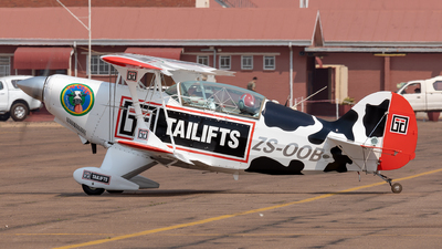 ZS-OOB - Pitts S-2B Special - Private