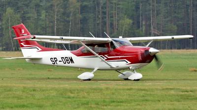 SP-DBM - Cessna 182T Skylane - Private