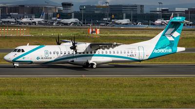 I-ADLT - ATR 72-212A(500) - Air Dolomiti