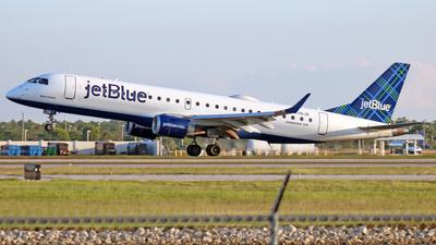 N316JB - Embraer 190-100IGW - jetBlue Airways