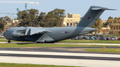 ZZ177 - Boeing C-17A Globemaster III - United Kingdom - Royal Air Force (RAF)