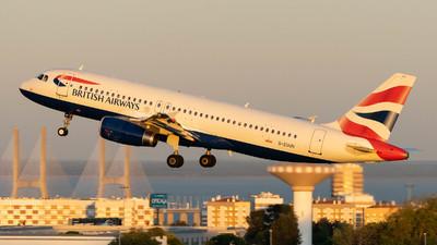 G-EUUH - Airbus A320-232 - British Airways