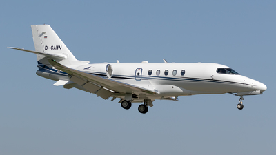 D-CAWN - Cessna Citation Latitude - Aerowest