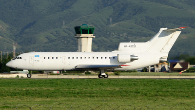 UP-42721 - Yakovlev Yak-42D - Kazakhstan - Government