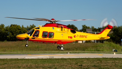 I-BBPE - Agusta-Westland AW-169 - Babcock MCS Italia