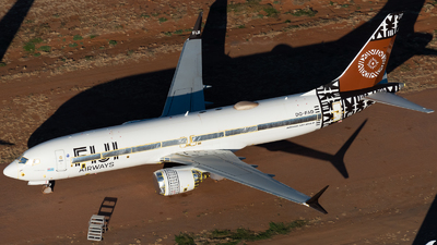 DQ-FAD - Boeing 737-8 MAX - Fiji Airways