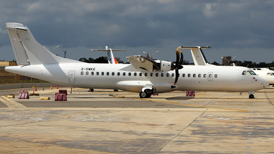 2-SWKE - ATR 72-212A(500) - Elix Aviation