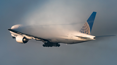 A picture of N793UA - Boeing 777222(ER) - United Airlines - © Stefan Thomas