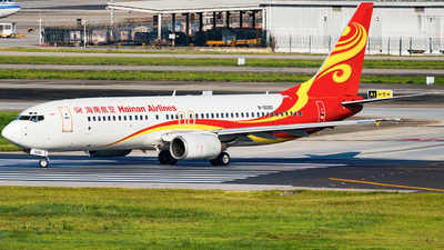 B-5090 - Boeing 737-883 - Hainan Airlines