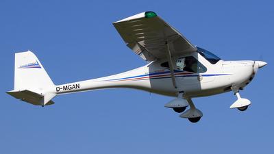 D-MGAN - Remos G-3/600 - Luftsportverein G�nzburg
