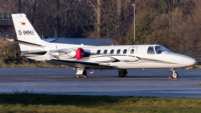 A picture of DIMME - Cessna 551 Citation IISP - [5510400] - © Marco Materlik
