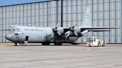 3616 - Lockheed C-130K-30 Hercules - Mexico - Air Force