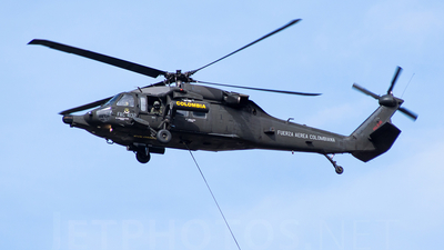 FAC4132 - Sikorsky AH-60L Arp�a III - Colombia - Air Force